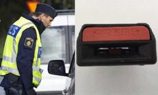 Polisen varnar för knepet att fuska med bältet