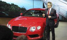 Bentley tror på laddhybrider före elbilar – flera modeller på gång