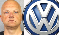 Volkswagenchef gripen av FBI – misstänkt för konspiration