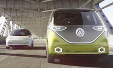 Volkswagenchef hintar: Nästa eldrivna modell kan bli en suv