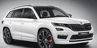 Skoda Kodiaq RS ska tillverkas – får BiTDI med 240 hk och 500 Nm