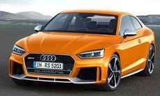 Audi RS 5 Coupé, RS 5 Sportback och RS 4 Avant – alla fakta läcker ut
