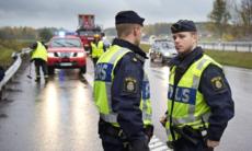 """Polisen: """"De kör i 110 km/h förbi olycksplatserna"""""""