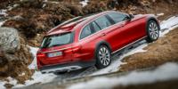 Mercedes E-Klass All-Terrain utmanar V90 CC – svenskt pris