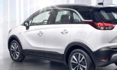 Premiär för nya Opel Crossland X – till Sverige i sommar