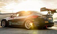 Racingversionen av Tesla Model S fixar 0–100 km/h på 2,1 sekunder