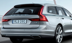Volvo hoppas att V90 ska vända en kall kombimarknad