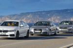 Prov: BMW 5-serie mot Audi A6 och Volvo S90