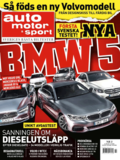 3/2017: Test av BMW 5-serie mot S90, E-klass, XF och GLC
