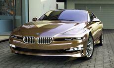 BMW 6-serie gör donuts i snön – eller är det nya 8-serien?