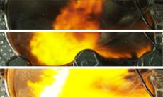 Så ser det ut när en förbränningsmotor jobbar