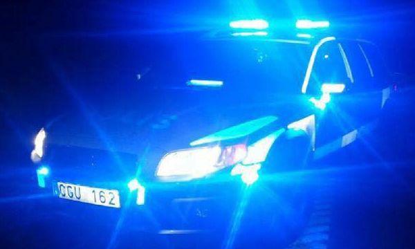 Polisbil till salu på Blocket – men varning för det här