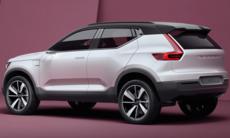 Volvo XC40 får premiär på Shanghai Auto Show i april
