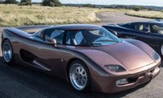 Så här fantastiskt lät Koenigseggs första prototyp