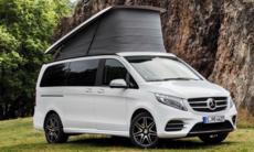 Mercedes Marco Polo Horizon med sängplats för fem personer