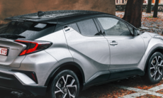 Helt nya Toyota C-HR – här är svenska priser