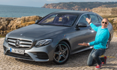 """""""Nybilsgaranti"""" på begagnade Mercedes-bilar – upp till 20.000 mil"""