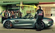 Mercedes reklamfilm till Super Bowl blinkar till Easy Rider – med Peter Fonda