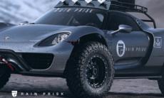 Varför ser inte Porsches suvar ut så här?