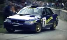 Så här ska en Subaru köras – och låta!
