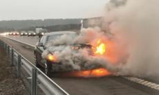 Alrik: Bilen börjar brinna – men BMW tar inte kunden på allvar