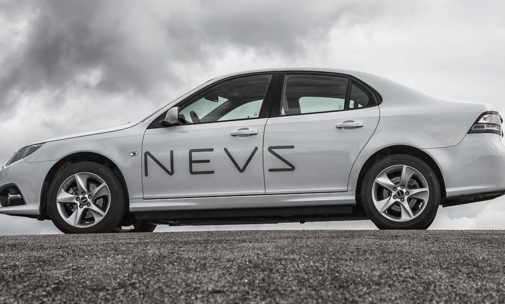 Saab-ägaren Nevs får tillstånd att starta biltillverkning ...