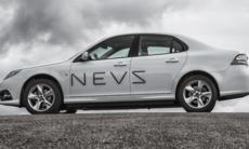 Saab-ägaren Nevs får tillstånd att starta biltillverkning i Kina