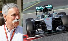 Här är nya F1-bossen: Chase Carey tar över efter Bernie Ecclestone