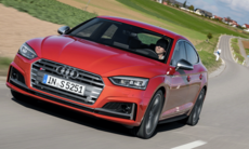 Audi S5 Sportback provkörd – diskret nöjesmaskin
