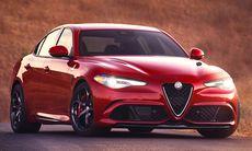 Alfa Romeo Giulia lanseras i USA under Super Bowl med tre känslofyllda filmer