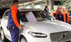 Volvo Cars ska anställa 700 och öka produktionstakten