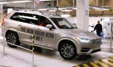 Trumps importskatt kan göra Volvo 70.000 kronor dyrare i USA