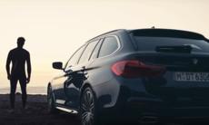 Officiella filmen för nya BMW 5-serie Touring