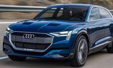 Audi avslöjar nya detaljer om elsuven E-tron – kommer 2018
