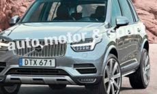 Volvo bekräftar: XC40 kommer under hösten 2017