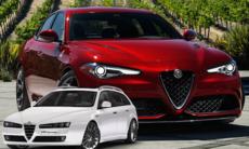 Nya uppgifter: Alfa Romeo Giulia Sportwagon är nedlagd