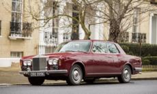 James May säljer sin Rolls-Royce – på grund av allergi