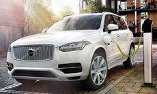 Volvo bekräftar nya detaljer om kommande elbilen och hybridmodellerna