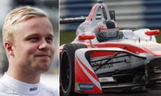 Formel Blogg: Felix Rosenqvist taggad inför fjärde GP-loppet