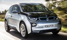 Norge slår elbilsrekord – BMW i3 är favoriten