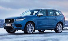 Rivstart på nya året – Volvo ökar över tio procent i Europa