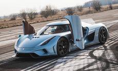 Koenigsegg ska säljas i Australien