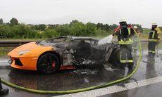Lamborghini Aventador återkallas för byte av bränsletank – gäller alla bilar