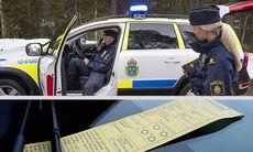 Hundratals bilar registrerade på ägare som inte finns – undgår avgifter