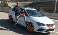 Seat Leon Cupra provkörd: Snabbast någonsin upp till 100 km/h