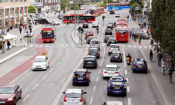 Årets utsläppsgräns redan nådd – dieselbilarnas fel