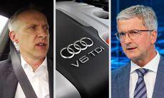 Audi avskedar fyra ingenjörer för deras delaktighet i dieselgate