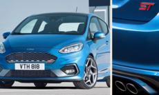 Ford Fiesta ST officiell: Trecylindrig motor med 200 hk