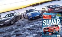 5/2017: Nya Volvo XC60 och BMW X2 – Tesla i stort GT-test