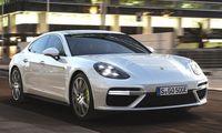 Porsche Panamera Turbo S E-Hybrid – världens starkaste hybridbil